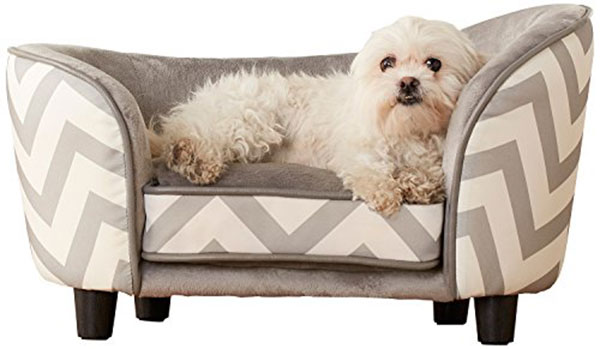 Stylish Dog Beds For Small Dogs