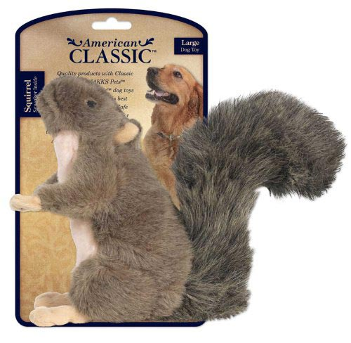 Kong Squirrel Dog Toy