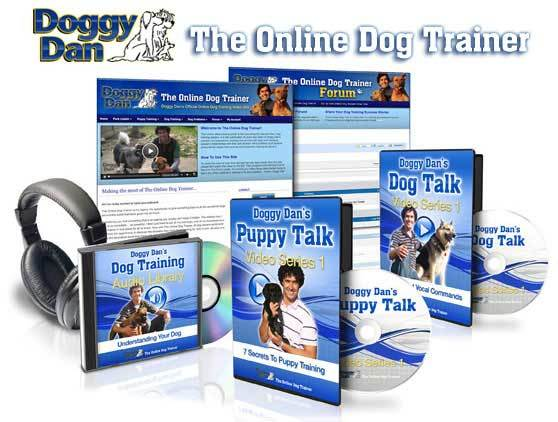 doggy dan the online dog trainer program package