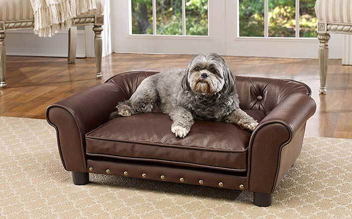 Leather Dog Beds Reviews