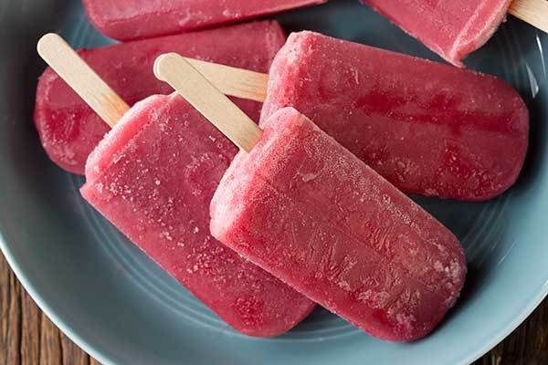 pomegranate popsicles for dogs