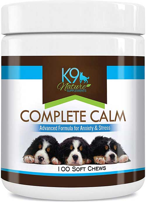 Calming Treats for Dogs for Reducing Stress