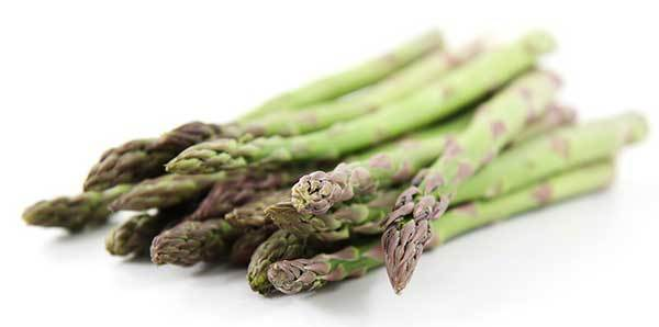 how to serve asparagus to dogs?