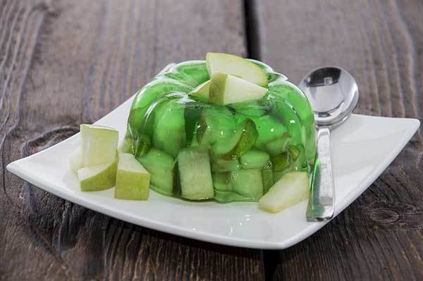 Can dogs eat apple Jello?