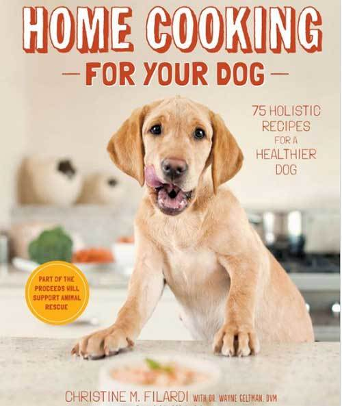 home cooking for your dog book cover