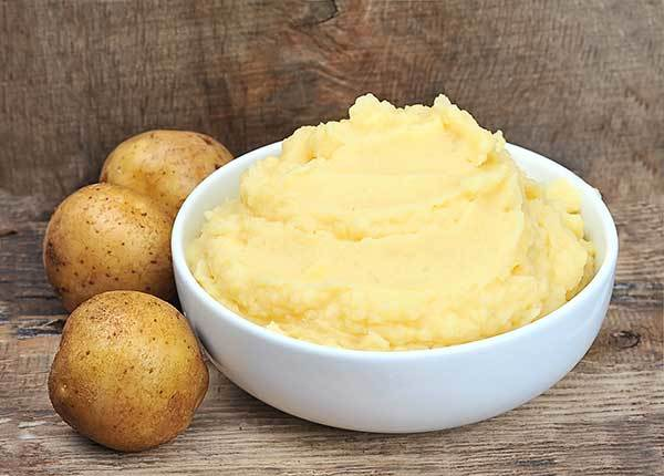Are mashed potatoes bad for dogs?