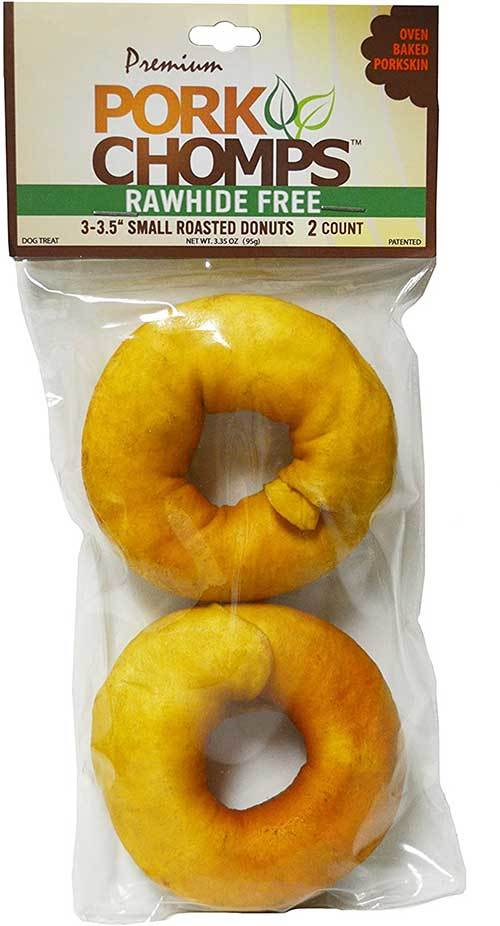 Roasted Donuts for dogs